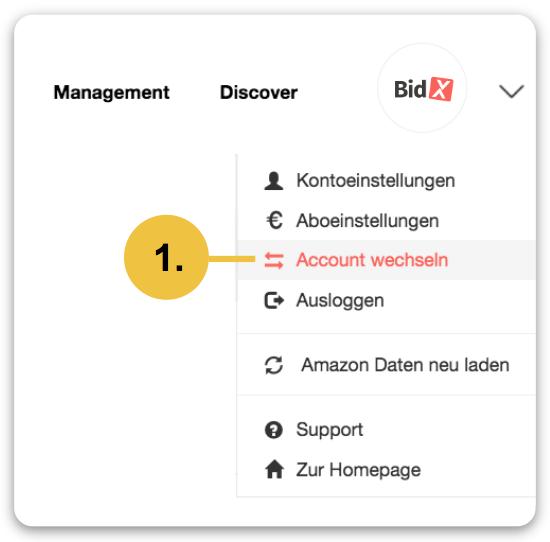 BidX-Account-wechseln