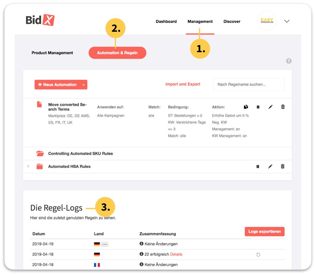 BidX-Bid-Rule-Logs